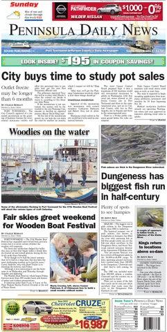 detailed look 87066 dcffb PDN20130908J by Peninsula Daily News   Sequim Gazette - issuu
