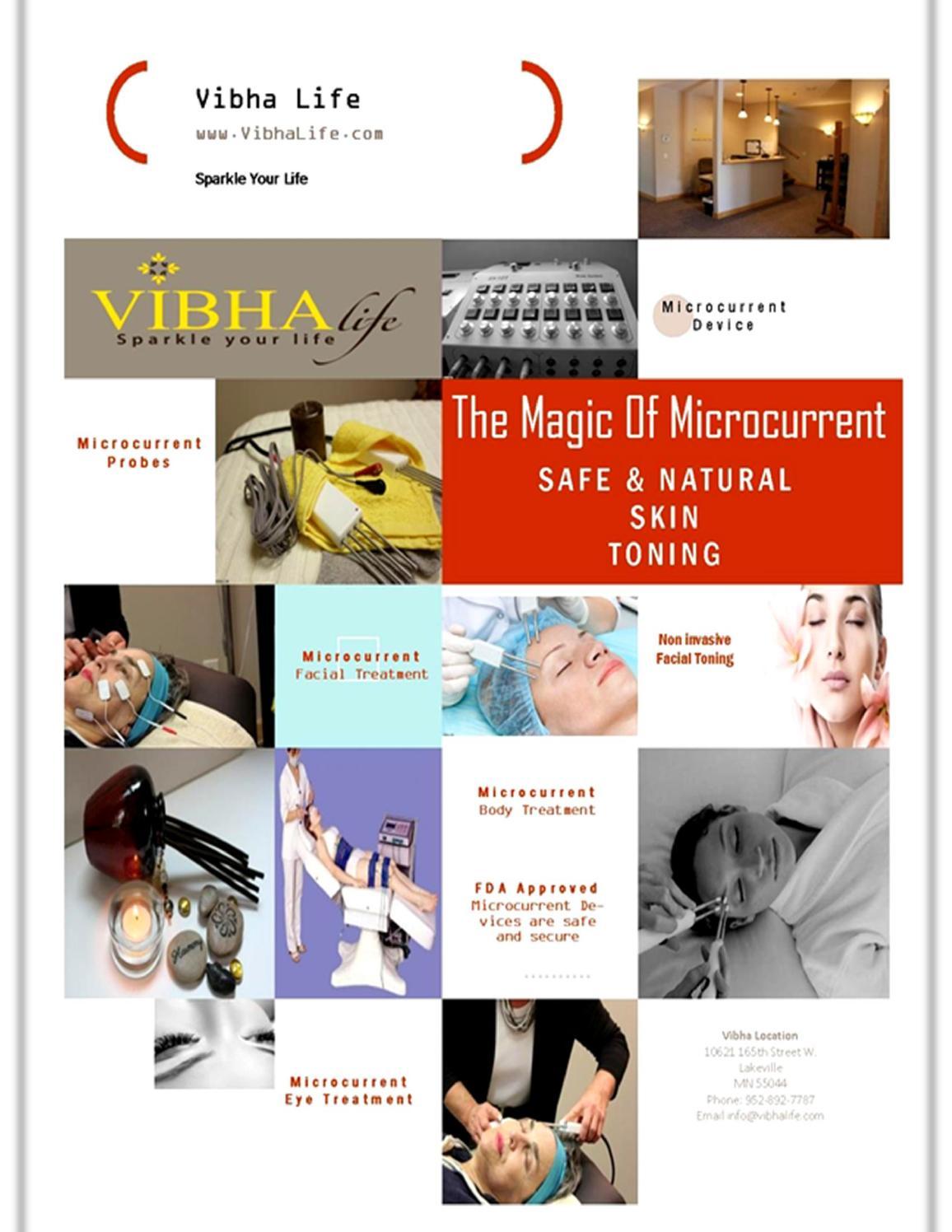 Magic of microcurrent by VibhaLife - issuu