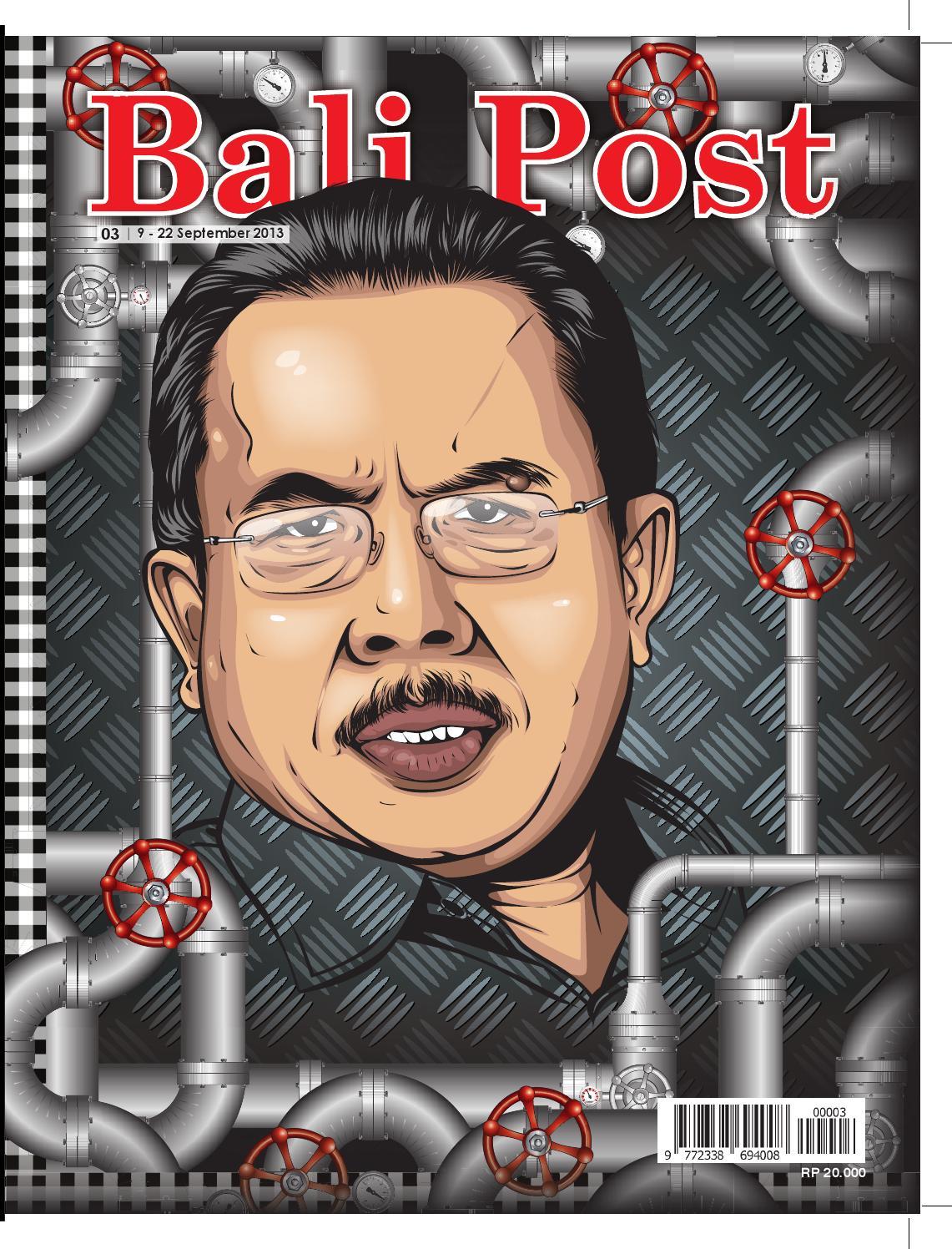 Majalah Bali Post Edisi 3 By E Paper KMB Issuu