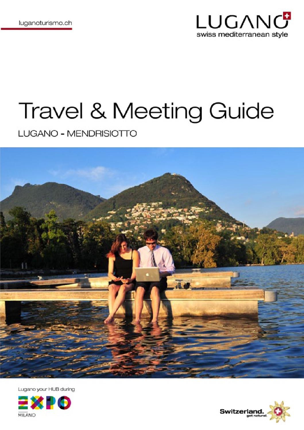Travel Meeting Guide By Lugano Turismo Issuu