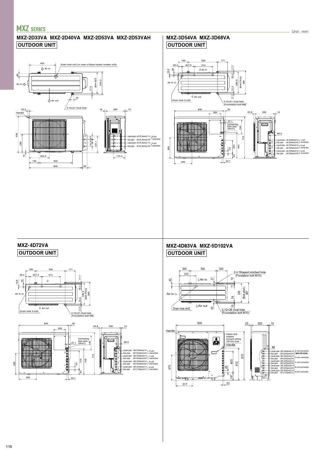 Mitsubishi electric - Katalog 2013 by Vitanest d o o  - issuu