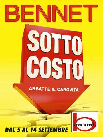 quality design 7720e 35e36 Bennet volantino 5 14settembre2013 by CatalogoPromozioni.com ...