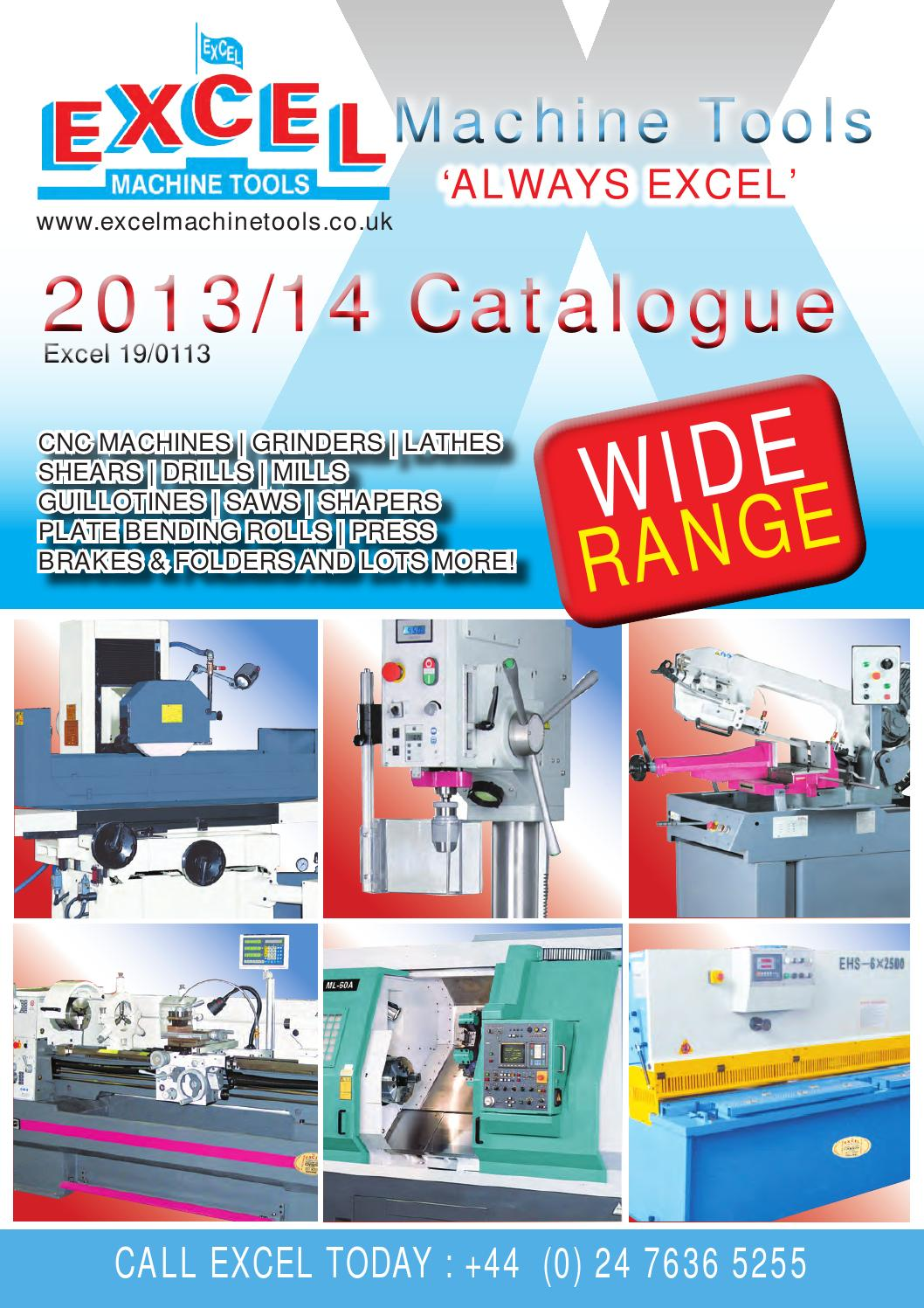 Excel Catalogue 2013 2014 By Claire Baker Issuu Wiring Diagram For A 628401