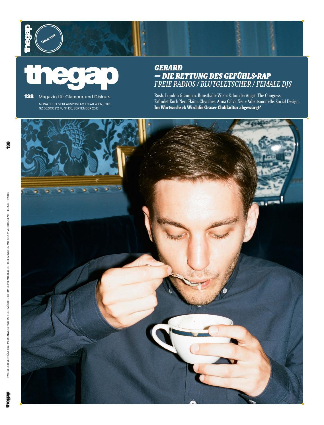 The Gap 138 by Monopol Medien GmbH - issuu