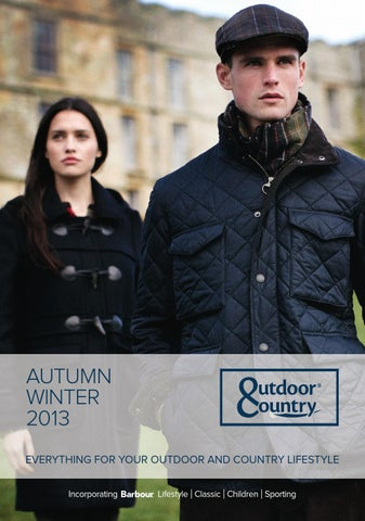 Outdoor   Country Autumn Winter 2013 by ABSIM Ltd - issuu 516cbc252dbb