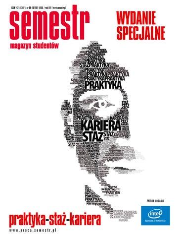 78b3296907728 Magazyn Semestr Wydanie Jesień 2011 by Magazyn SEMESTR - issuu