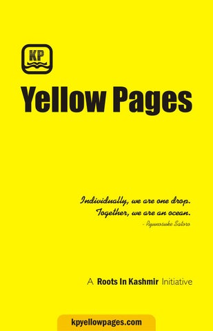 Kp yellow pages 2013 by anoop bhat issuu page 1 stopboris Image collections