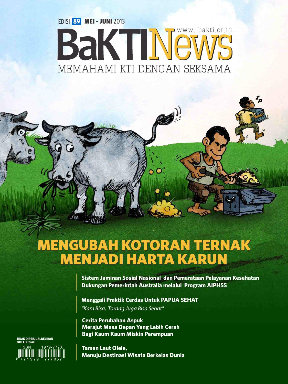 BaKTINews Edition 89 By InfoBaKTI Issuu