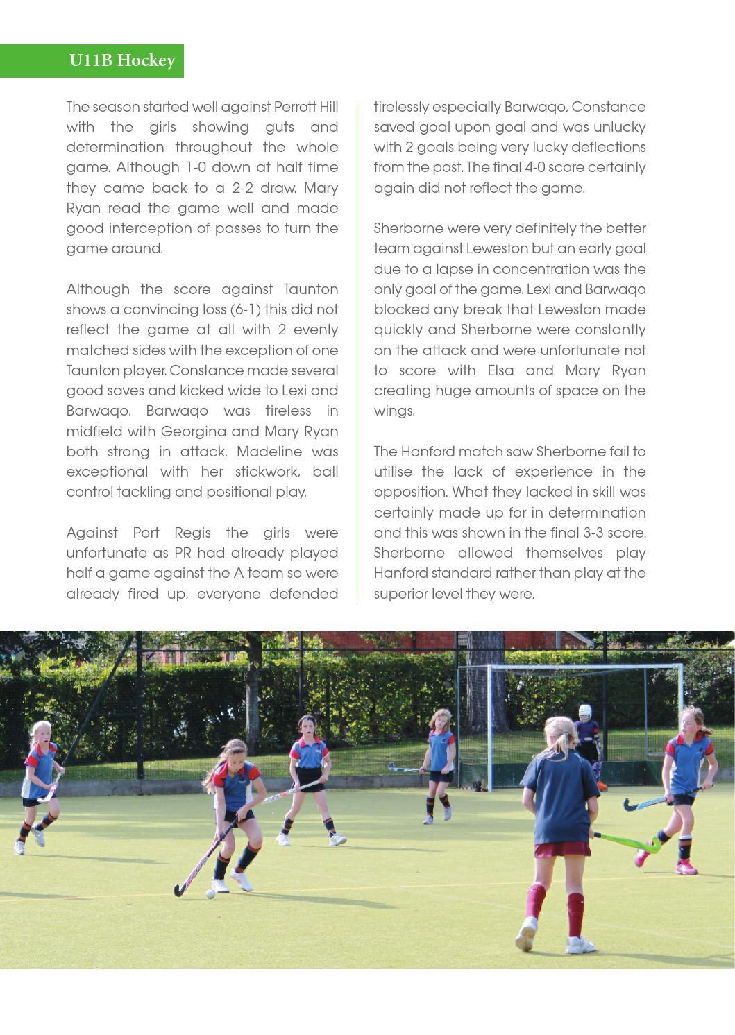 Sherborne Prep Magazine 2013 by Shelleys the Printers Ltd