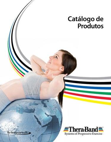 6abb42f4b6 Catalogo Thera-Band by Chantal Produtos Ortopédicos - issuu