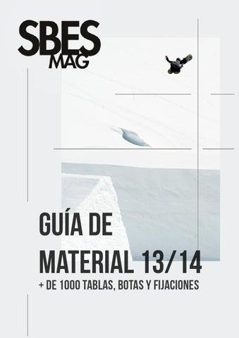 e6c495a47a3 Guia de Material 13 14 Sbes Mag by Sbes Mag - issuu