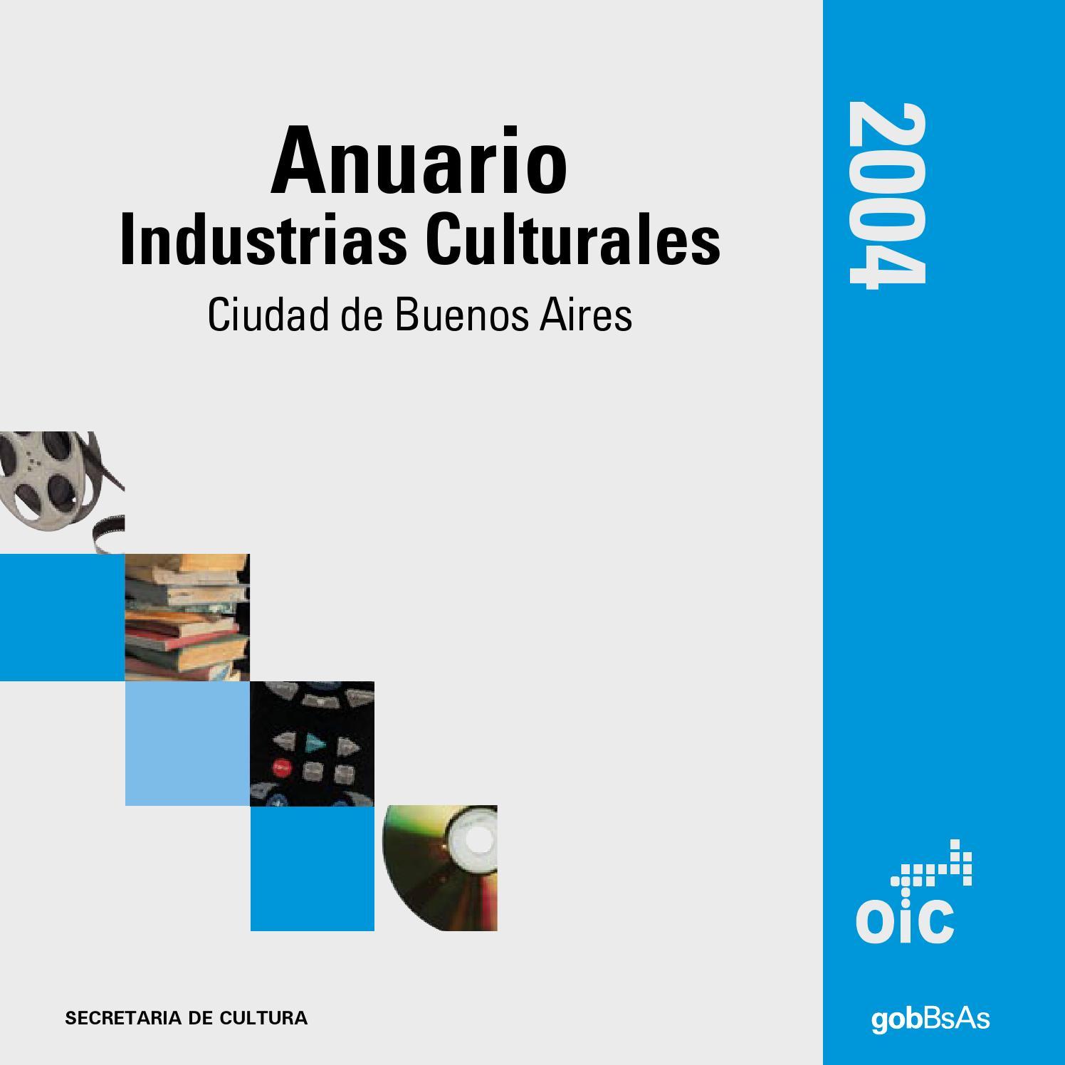 OIC - Anuario 2004 by Camara Argentina del Libro - issuu