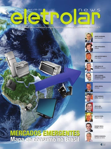 Revista Eletrolar News, ED 89 by Grupo Eletrolar - issuu 90deaaeaed