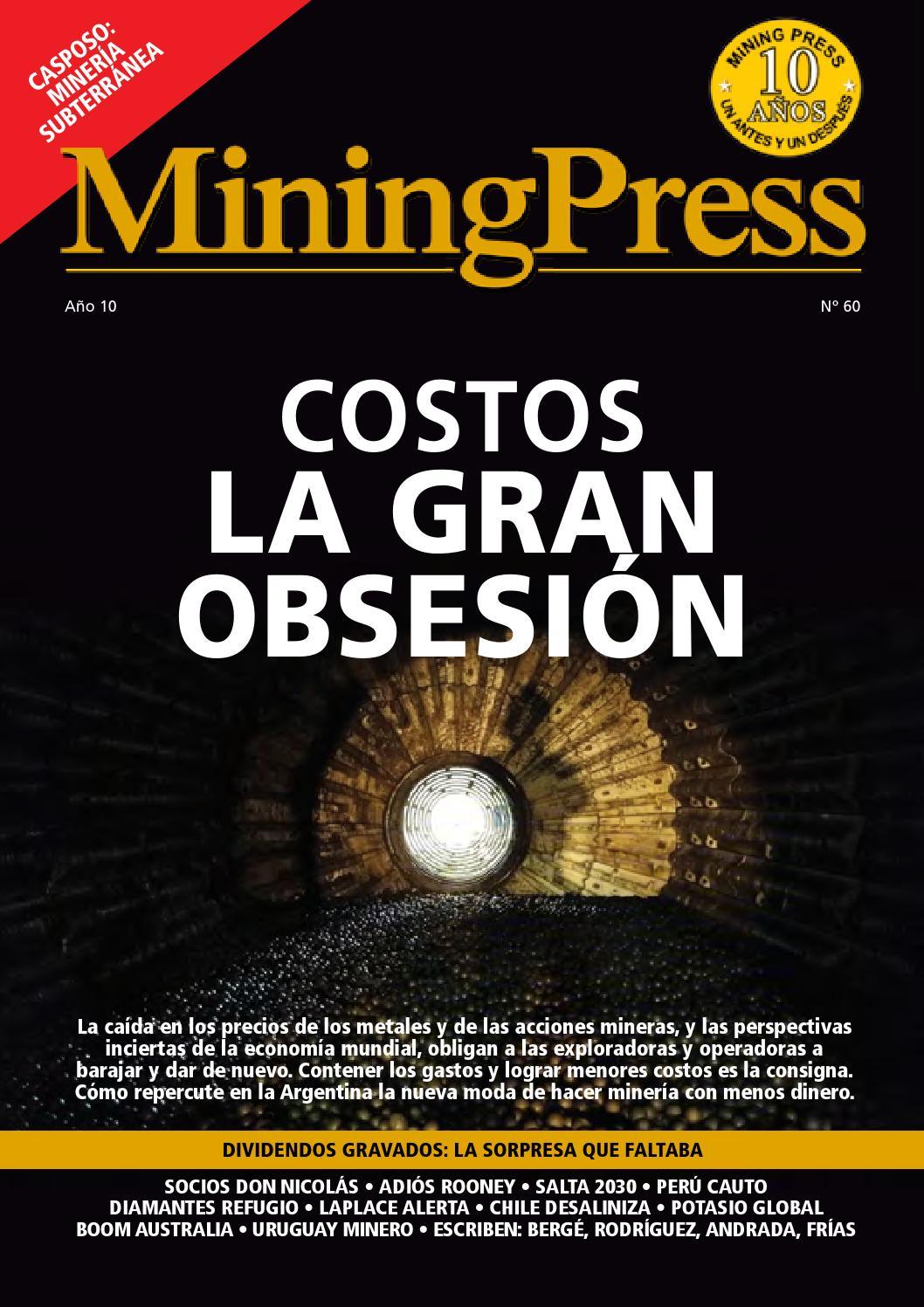 Miningpr60 by daniel bosque - issuu