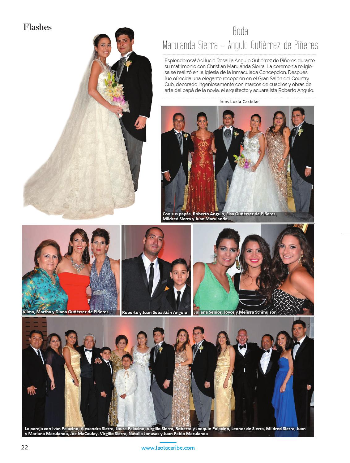 Edicion 57 by Revista LA OLA CARIBE - issuu