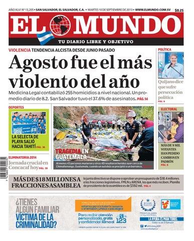 Mundo100913 by Diario El Mundo - issuu 6dcd7867d50d7