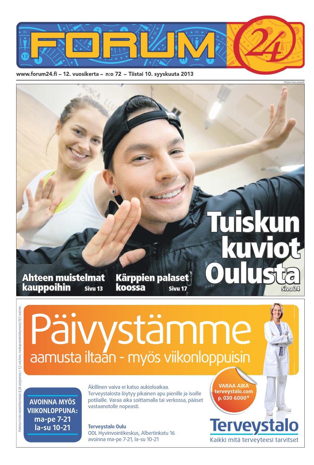 Forum24 Oulu