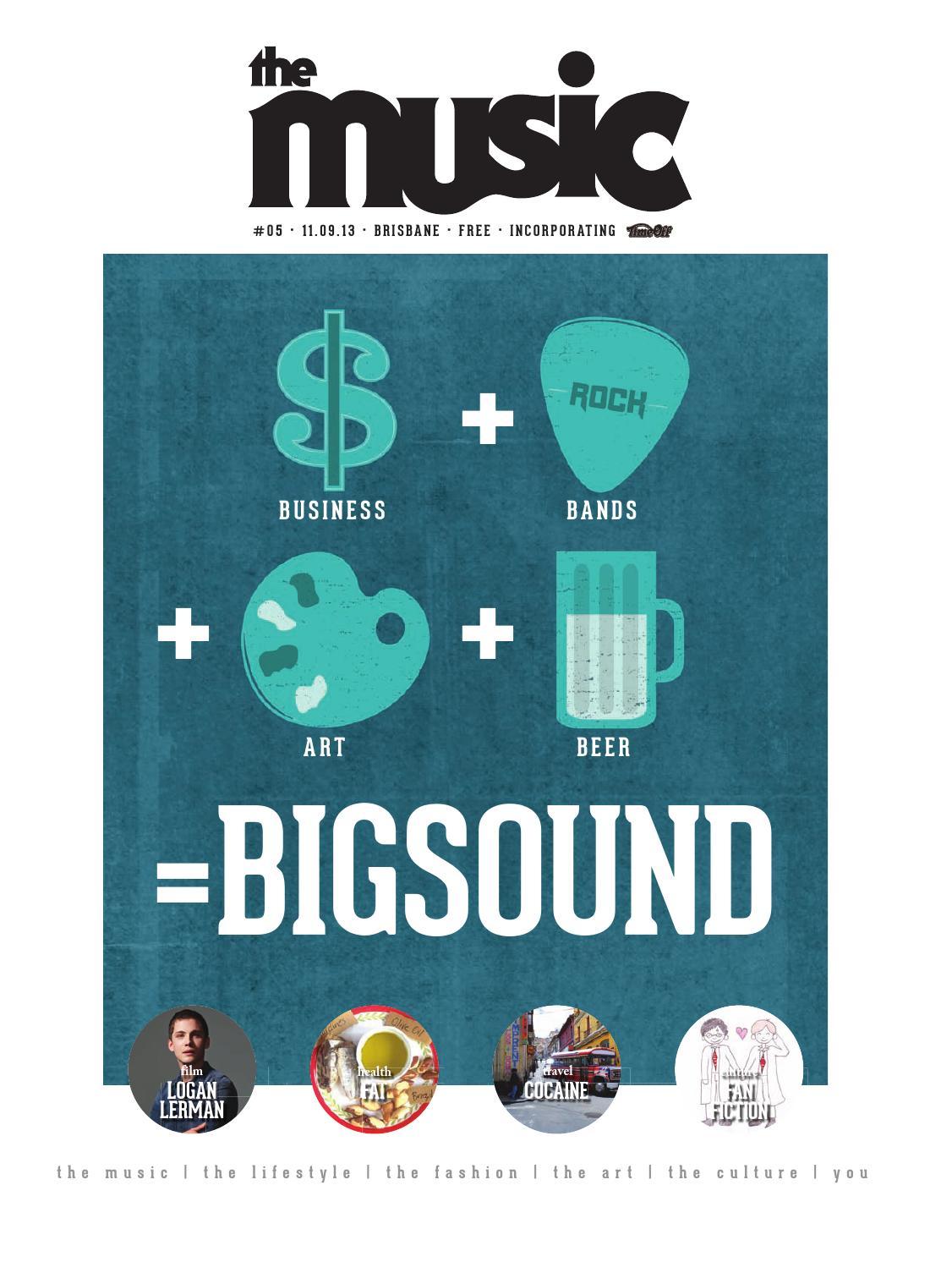 The Music Brisbane Issue 5 By Themusic Issuu