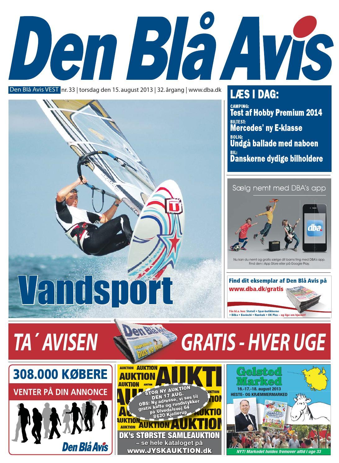a708522e33b7 Den Blå Avis VEST 33-2013 by Grafik DBA - issuu