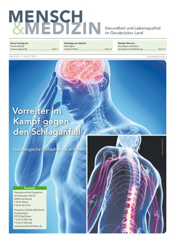 Mensch & Medizin by Neue Osnabruecker Zeitung - issuu