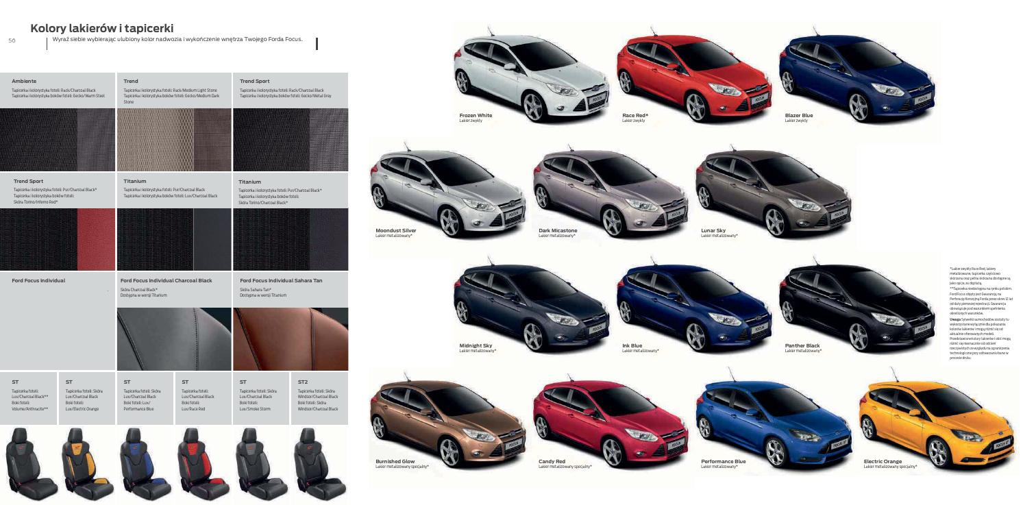 Nowość Ford Focus by Finmarket.pl - issuu AW93