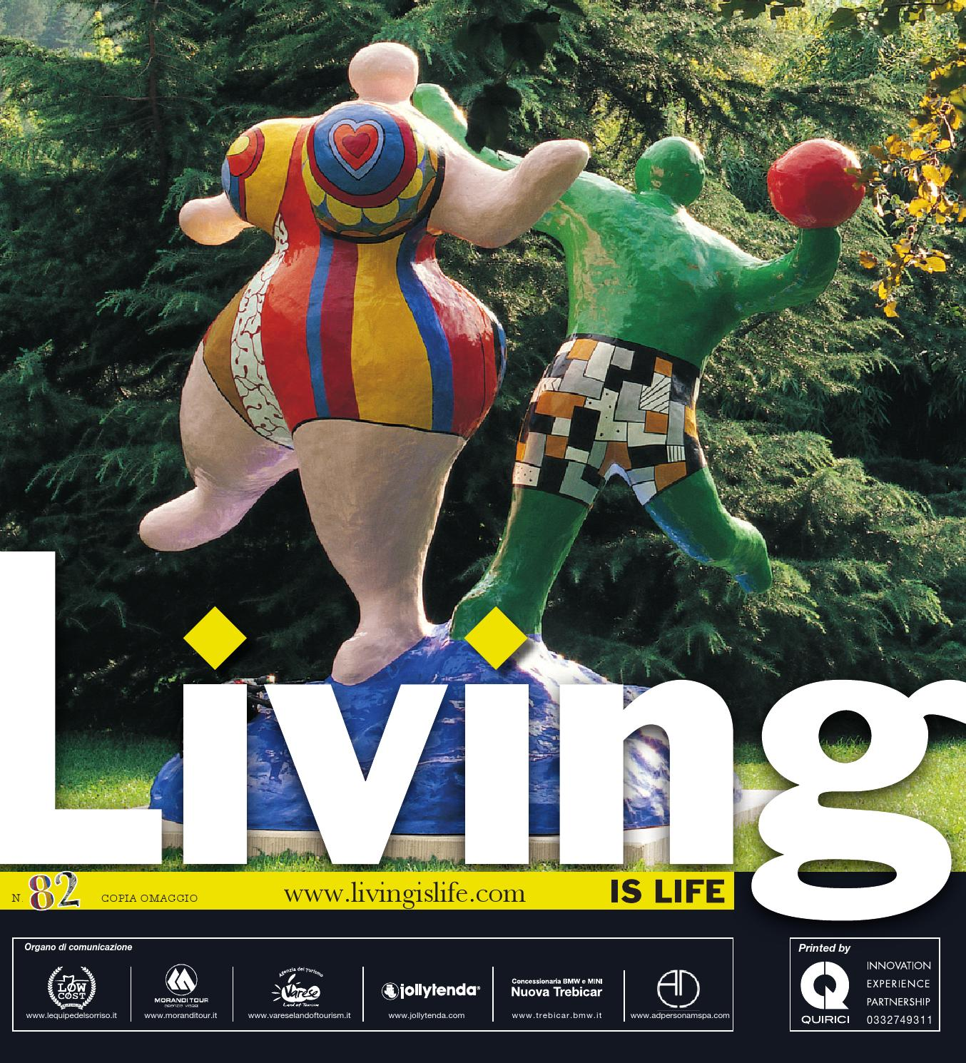 Living is Life - 82 by Living Is Life - issuu f0352268e0c