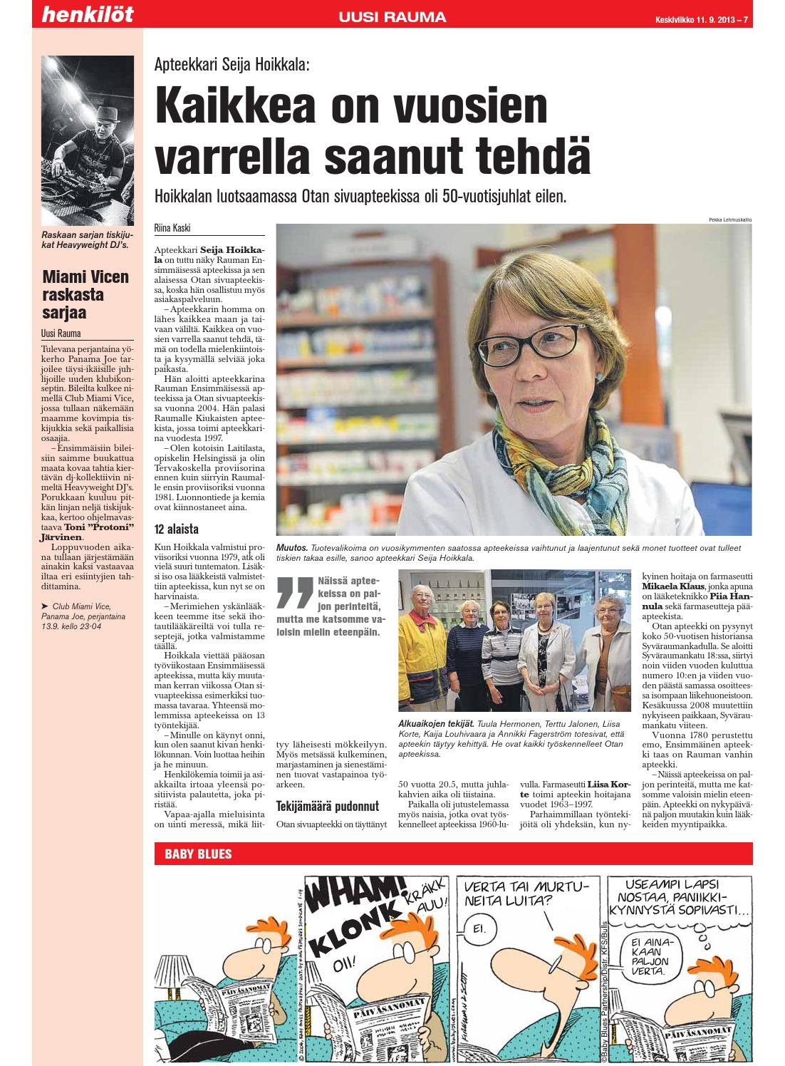 Rauma Yökerho