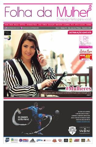 ac4e5c186f015 Folha da Mulher - São José dos Pinhais - 19ª edição - setembro 2013