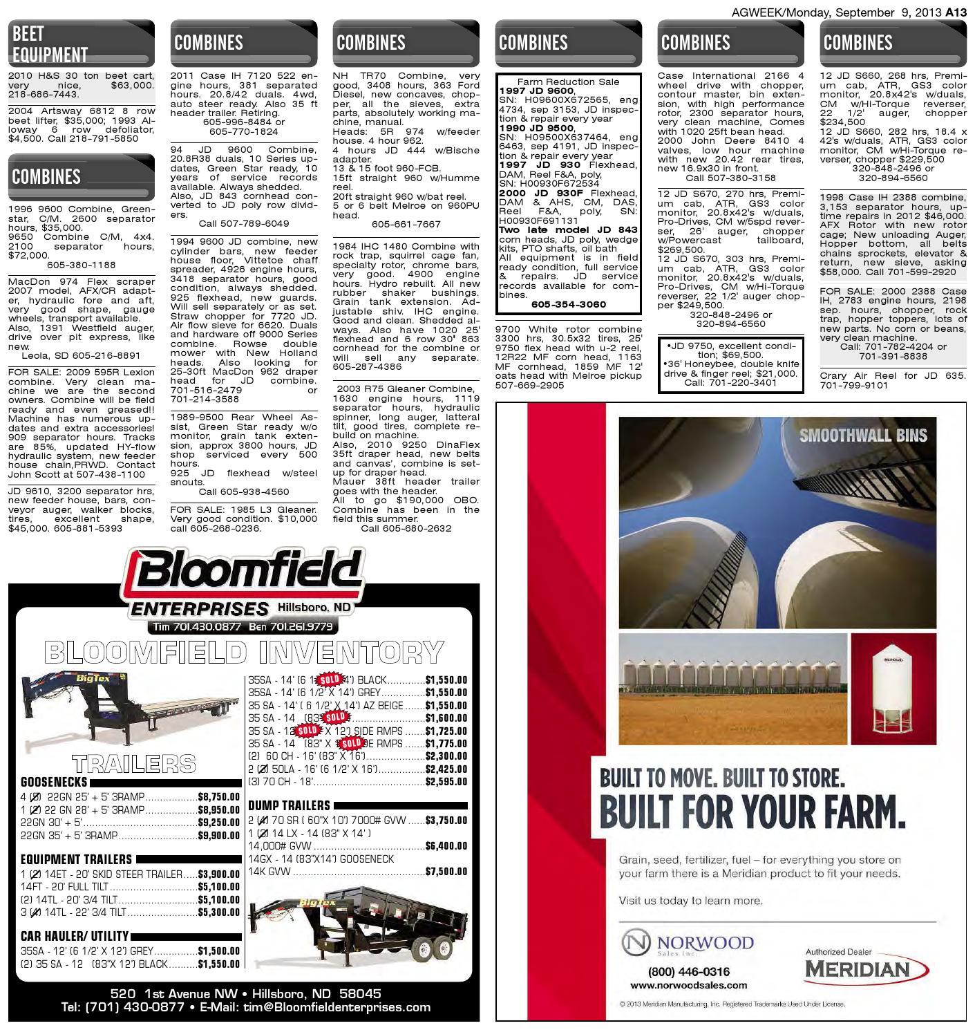 0909agweevalleysm by Prairie Business Magazine - issuu