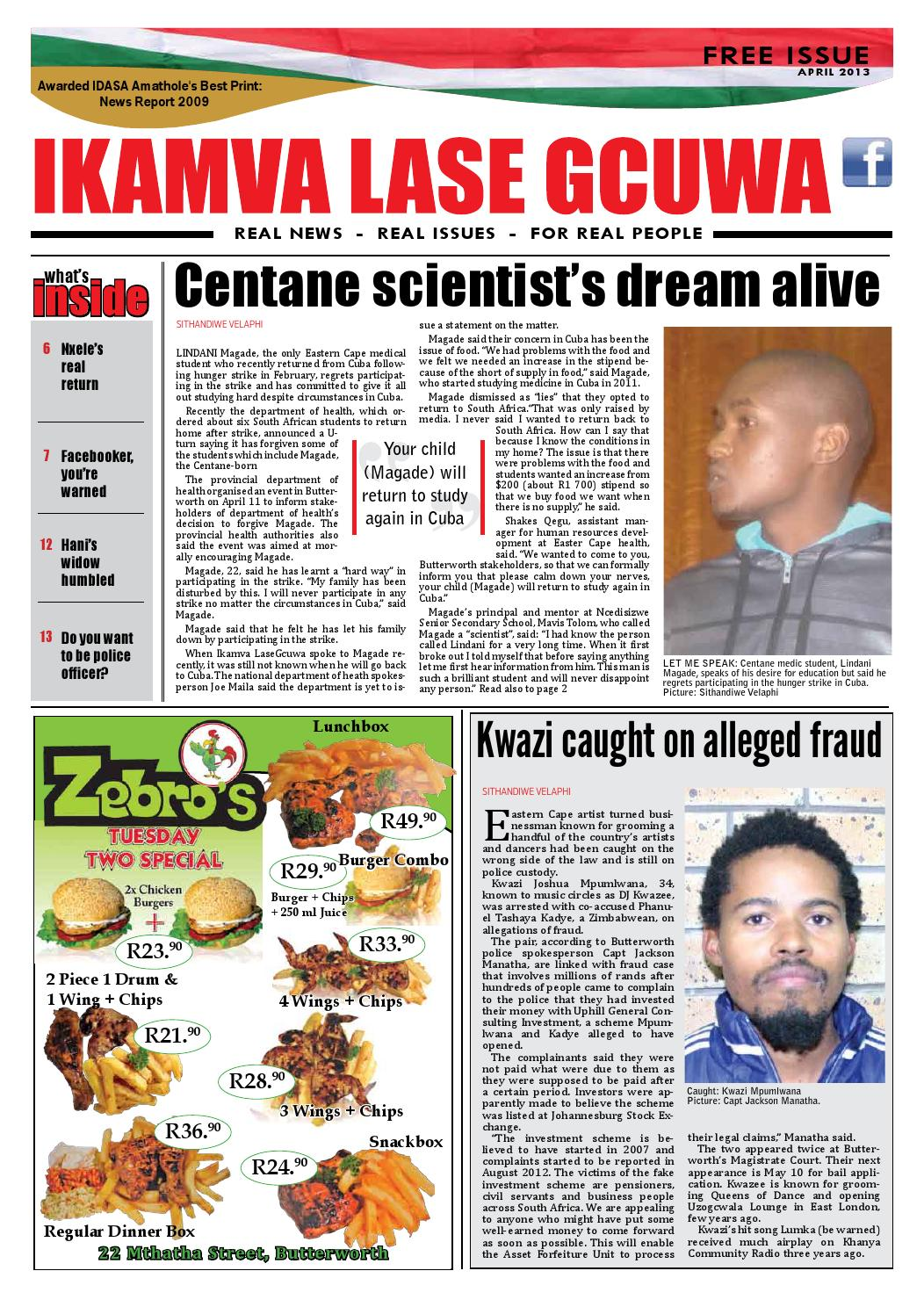 kwazi mpumlwana