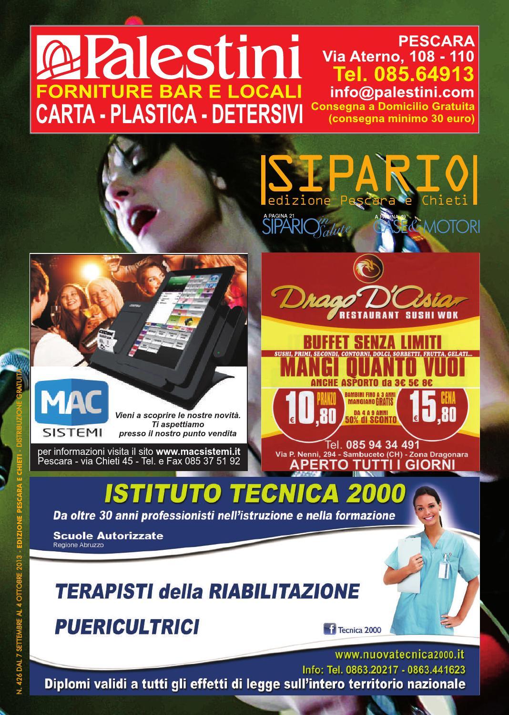 Sipario PescaraChieti settembre 2013 by Publipress srl issuu
