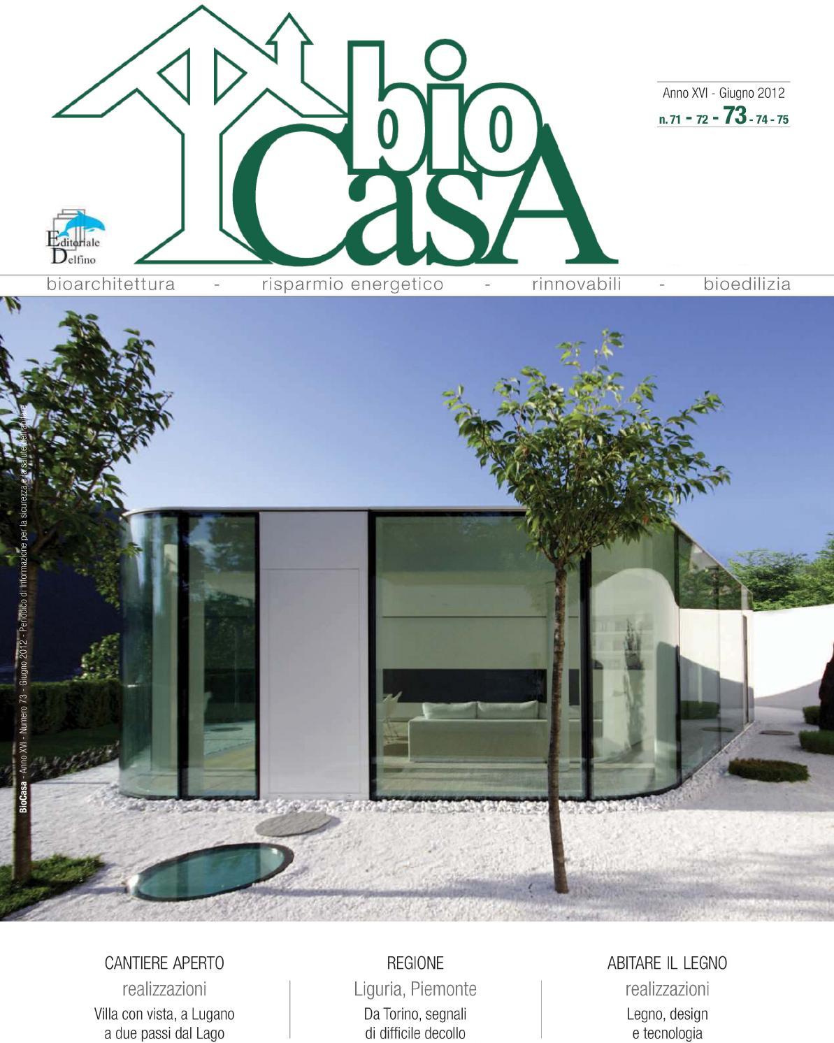 Dimensionamento Pergolato In Legno biocasa n73 giugno2012 by nguyễn văn Đức - issuu