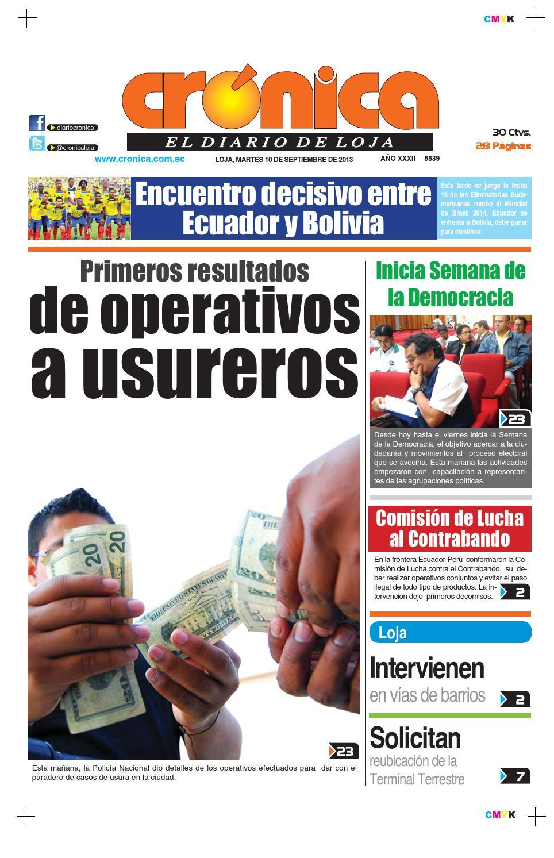 10septiembre2013 8839 by Diario Crónica - issuu