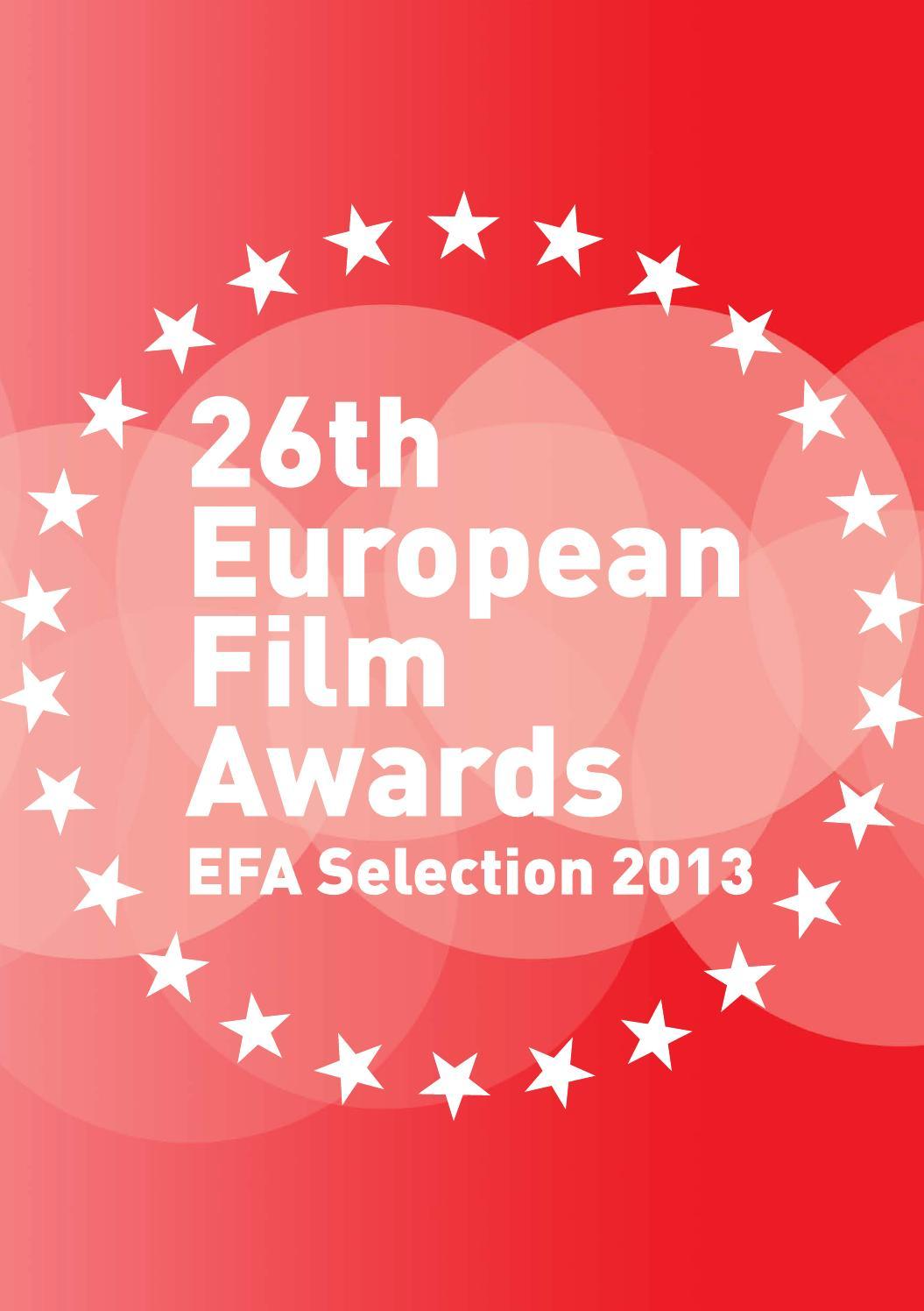 26th European Film Awards by RyA - issuu