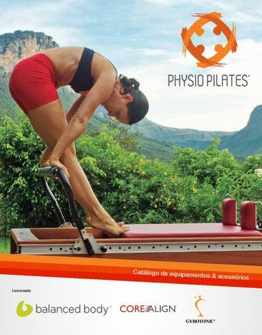 ba1ece3f3 Catálogo de Equipamentos e Acessórios - Physio PIlates by PHYSIO ...