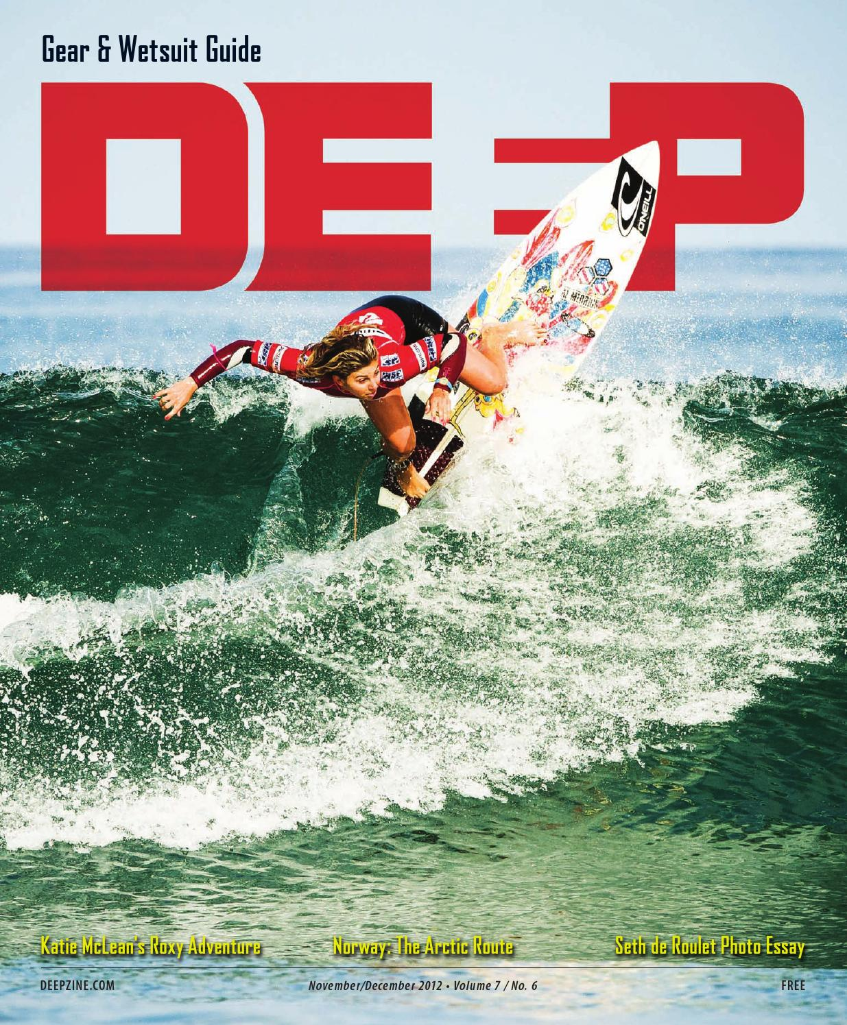87a4d2ae0f DEEP Surf Magazine—bv7, Issue 6_November/December 2012 Gear & Wetsuit Guide  by DEEP Surf Magazine - issuu