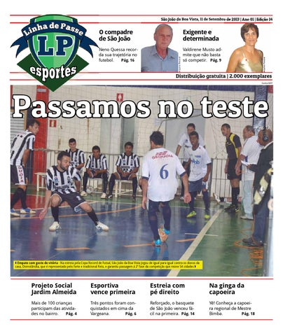 Lp esportes ED-14 by Juliano Souza - issuu a90b995cad82b