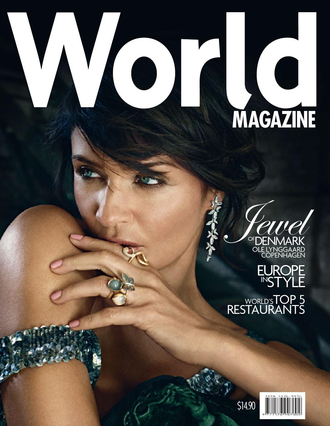d97bc098d9 World Magazine - issue 26 by Fairfax Magazines - issuu