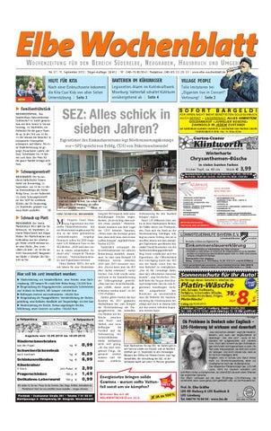 Süderelbe KW37-2013 by Elbe Wochenblatt Verlagsgesellschaft mbH & Co ...