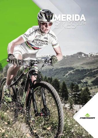 Merida Bicycles - 2014 catalogue by Merida Bicycles Ltd - issuu
