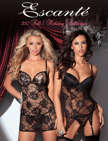 f24e63c70 Escante fall holiday collection 2012 by Ploskonis - issuu
