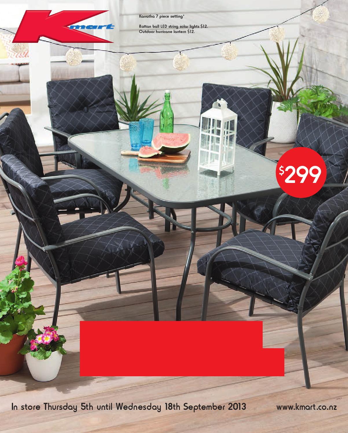 Kmart Catalogue Valid Until Sept 18 By