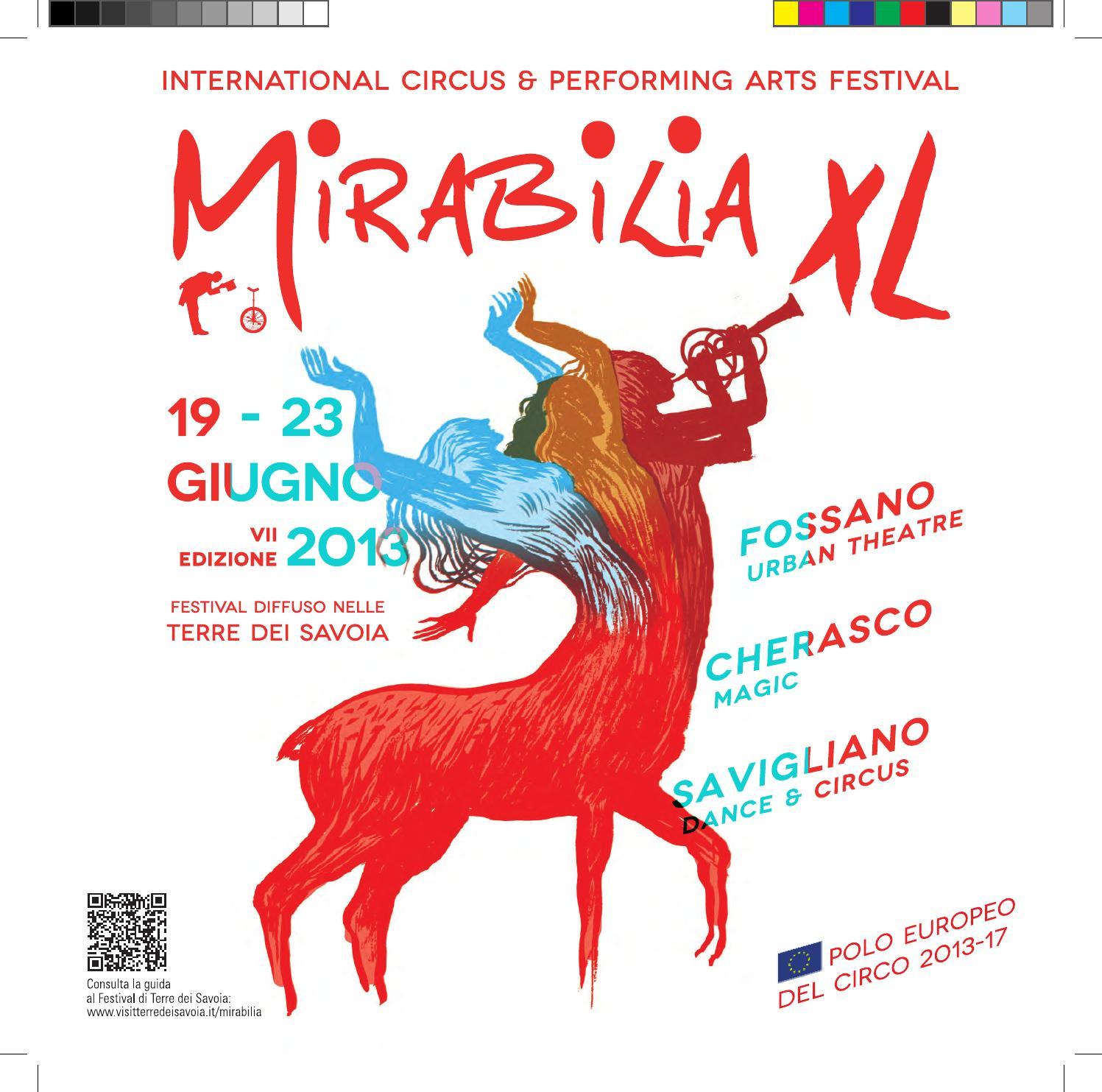 Festival mirabilia 2013 libretto programma bilingue by fabrizio gavosto issuu - Se monto pneumatici diversi dal libretto ...