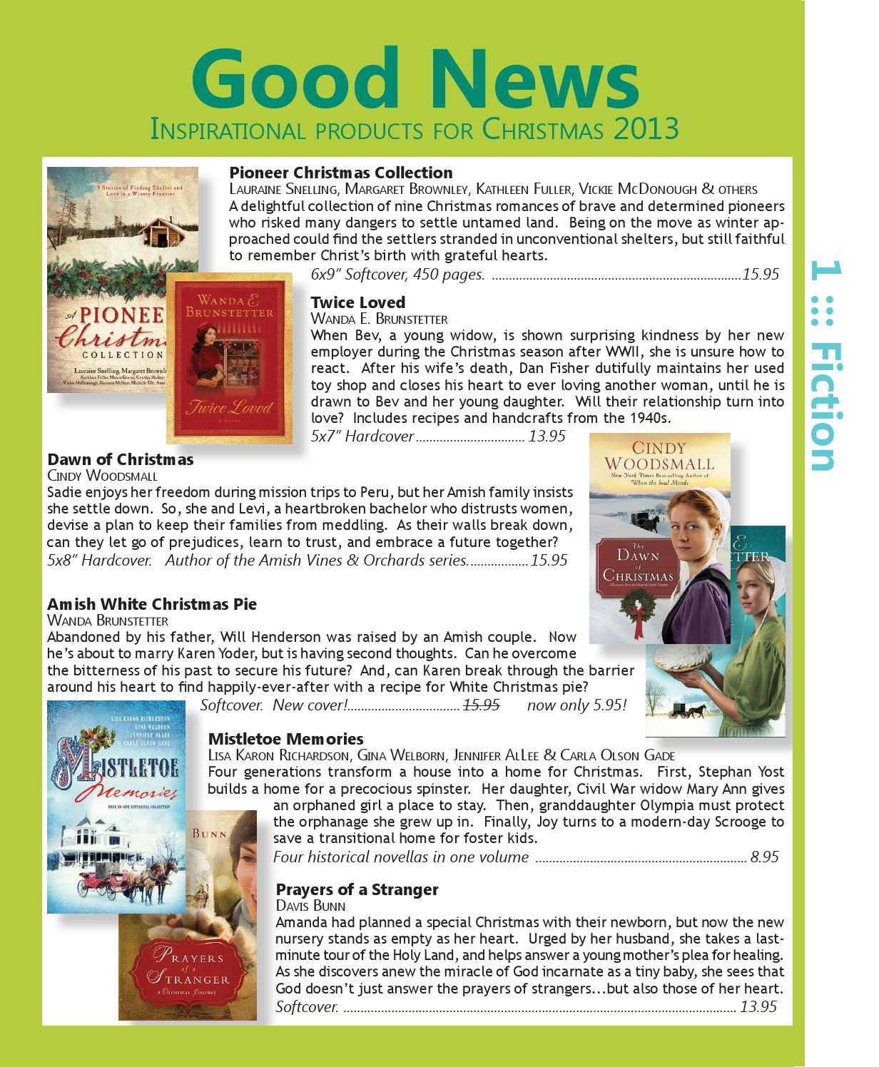 Good News Christmas 2013 by Living Books - issuu
