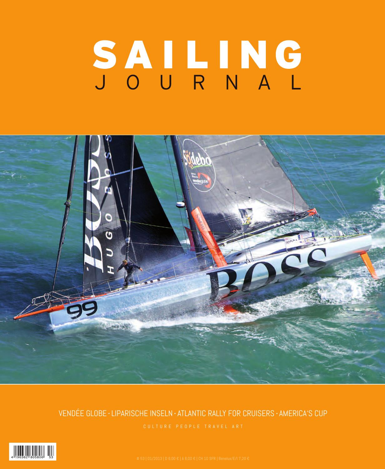 SAILING JOURNAL 53 by Sailing Journal - issuu