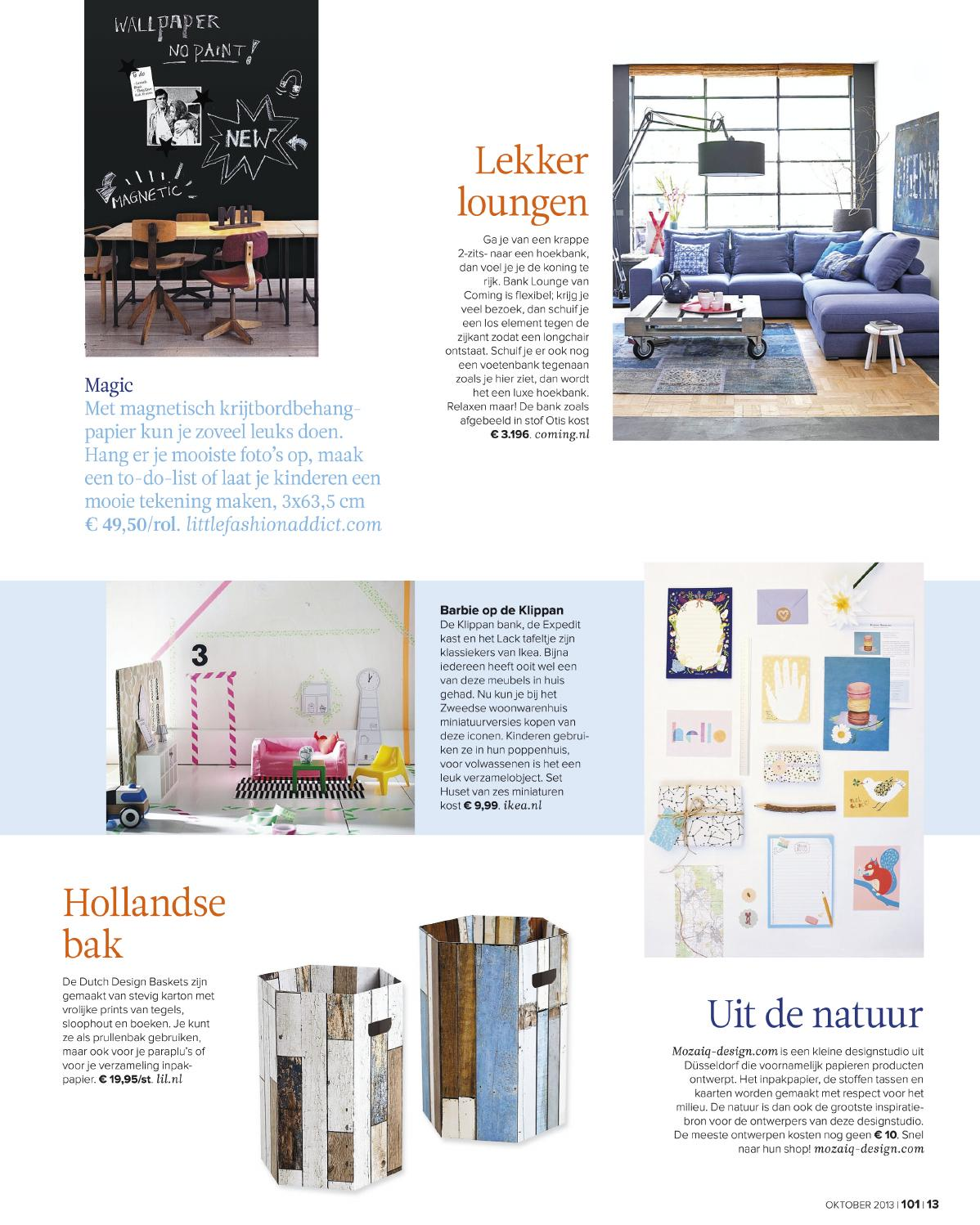 Stoffen Design Bank.Wi13010wi V1 P013 By Home Deco Sanoma Issuu