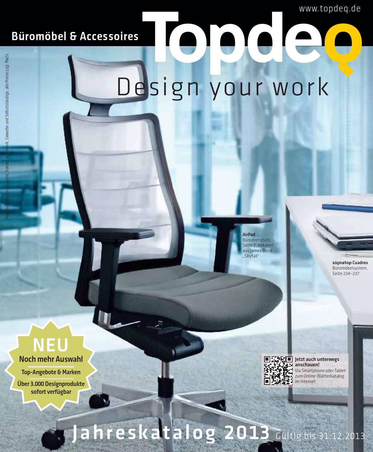Topdeq - Jahreskatalog 2013 by Topdeq Design Your Work - issuu