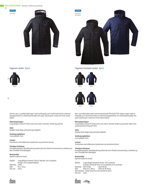 24f64615 Bergans Produktkatalog Høst / Vinter 2013–2014 by Bergans of Norway - issuu