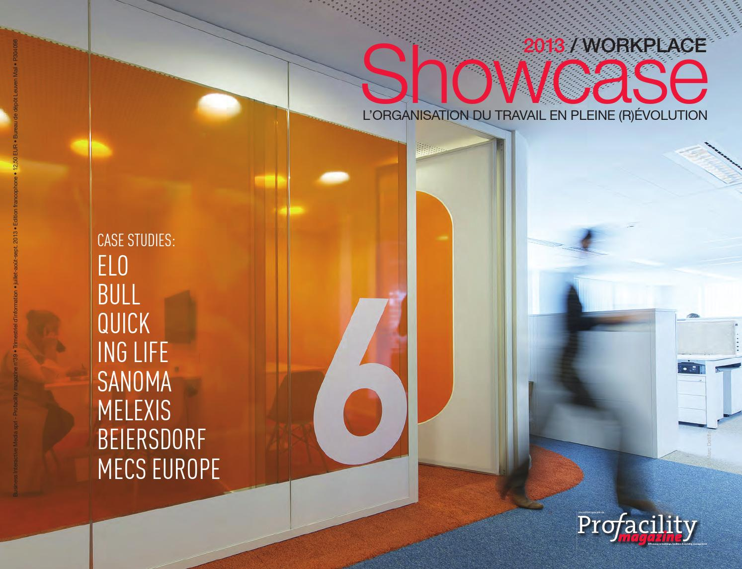 Workplace showcase 2013 edition française by business interactive
