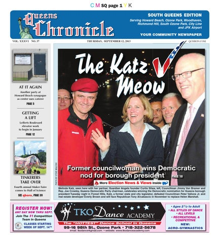 queens chronicle south edition 09 12 13 by queens chronicle issuu